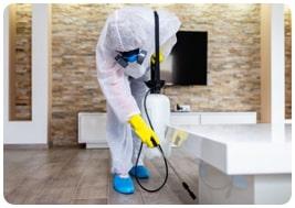 Sanitização pós-obra